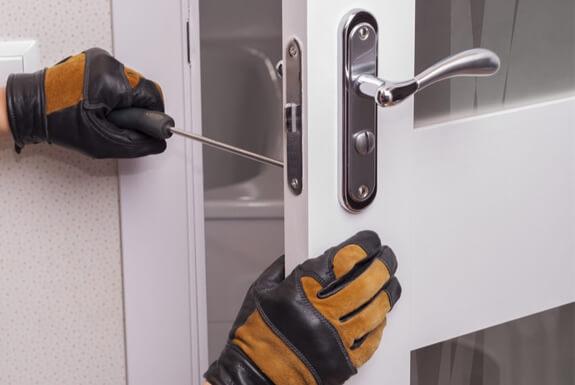 Jammed Door Lock
